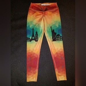 Goddess New York leggings